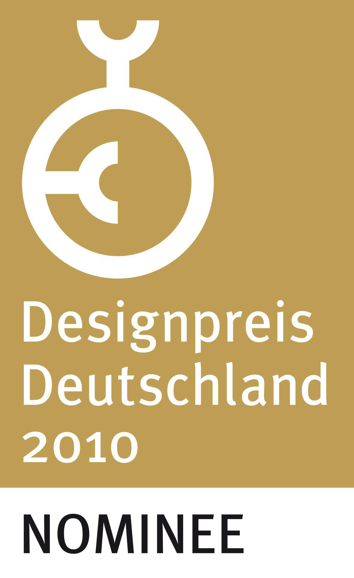 Designpreis Germany 2010 Nominee (DE)