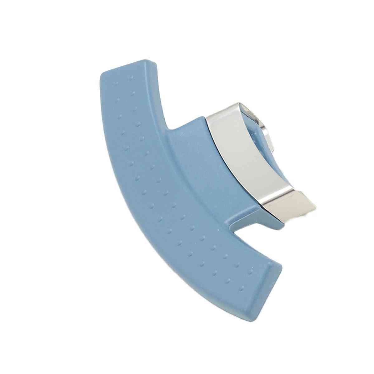 magic line side grip with flame retardants blue for pot with 16 cm