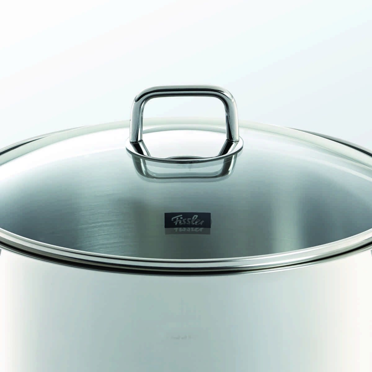 hamburg stew pot with glass lid 20 cm