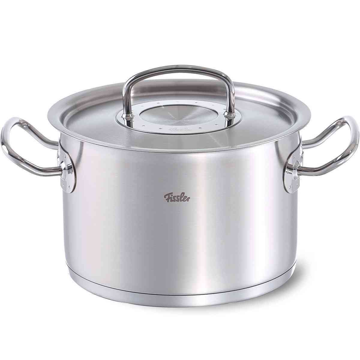 Open Box - original-profi collection® Stock Pot with Lid, 4.2 Quart