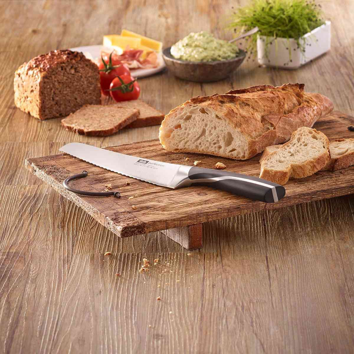 Messerserie perfection – Brotmesser 20 cm