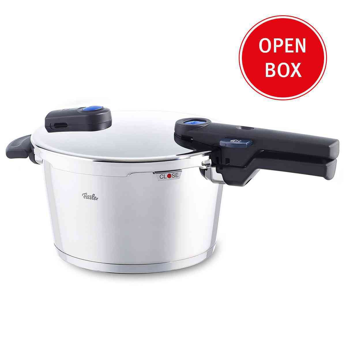 Open Box - vitaquick® Pressure Cooker, 8.5 Quart