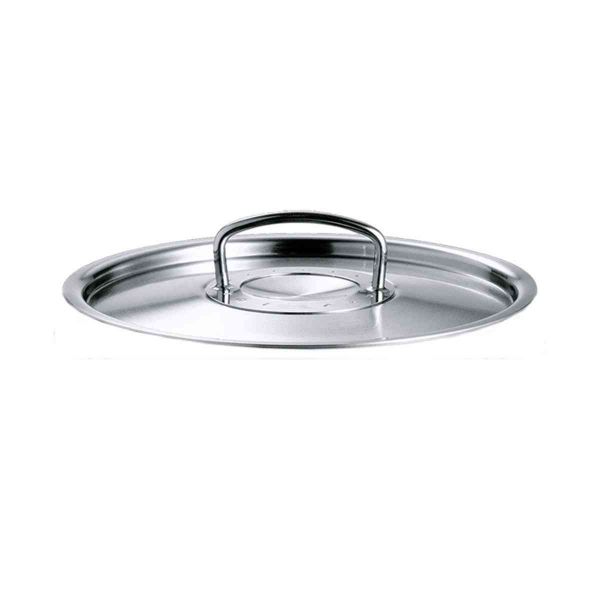 original-profi collection® Stainless Steel Lid, 9.5 Inch