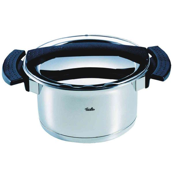 magic line stew pot with or without flame retardants