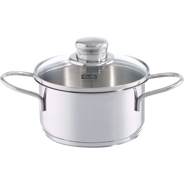 snack-set stew pot with glass lid