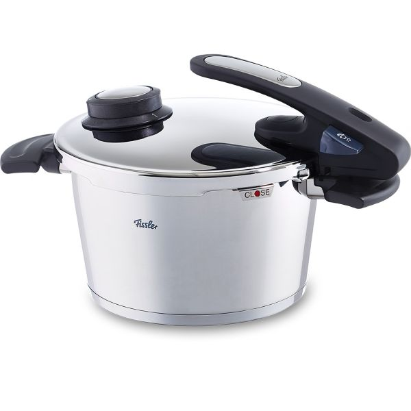 vitavit edition design pressure cooker with insert
