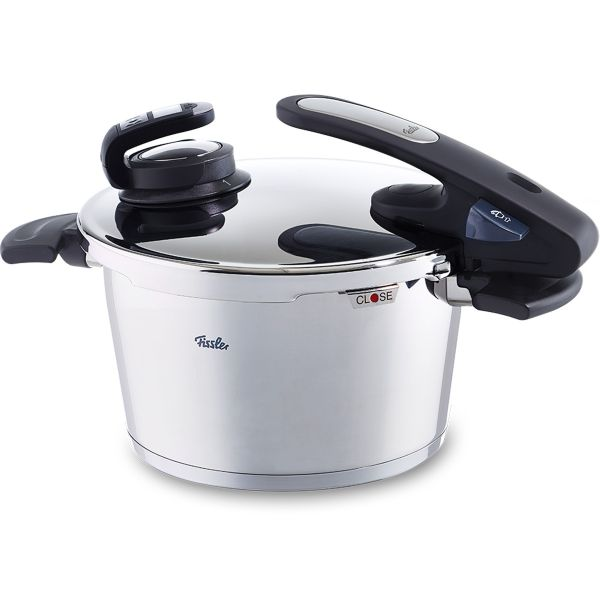 vitavit edition digital pressure cooker with insert 22 cm / 4,5 ltr.