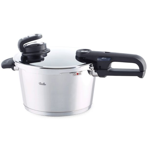 vitavit premium digital pressure cooker with insert 22 cm / 4,5 ltr.