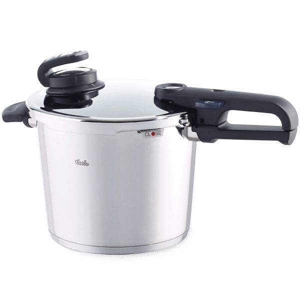 vitavit premium digital pressure cooker with insert 22 cm / 6 ltr.