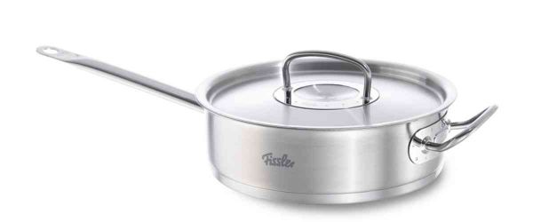original-profi collection Saute Pan 9.4in 3.2qt with Metal Lid