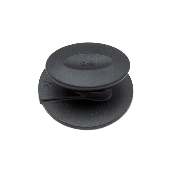 coronal lid knob for metal lid