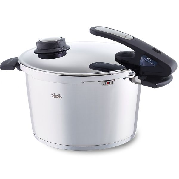 vitavit edition design pressure cooker 26 cm / 8 ltr. with inset