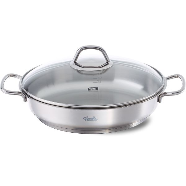original-profi collection serving pan 28 cm with lid