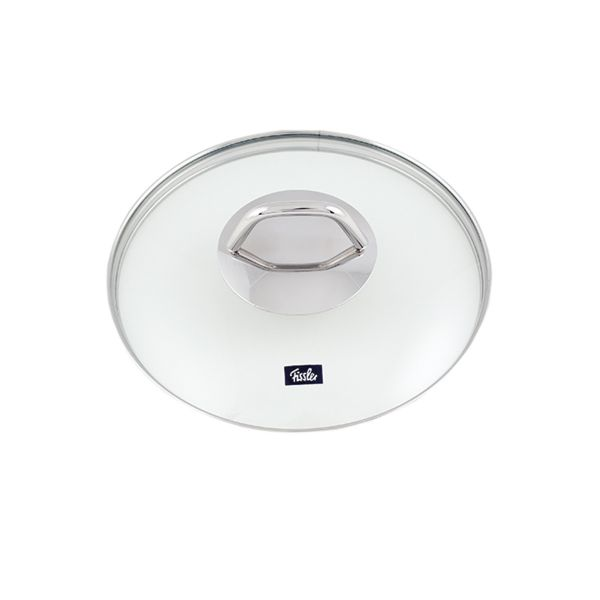 black edition glass lid 28 cm