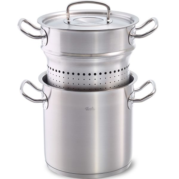 original-profi collection Multistar/ Multi-Purpose Pasta Pot Set 7.9in 6qt