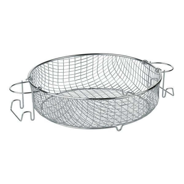 "Deep Frying Basket for 10.25"" Pressure Skillet"