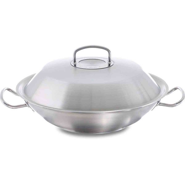 original-profi collection Wok mit Metalldeckel