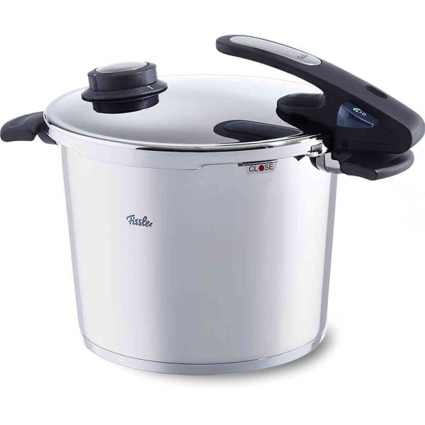 vitavit edition design pressure cooker 26 cm / 10 ltr. with inset