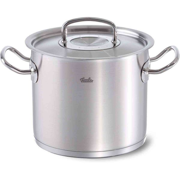 Open Box - original-profi collection® Stock Pot with Lid, 9.6 Quart