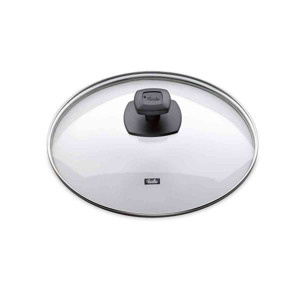 Comfort Tempered Glass Lid, 8 Inch