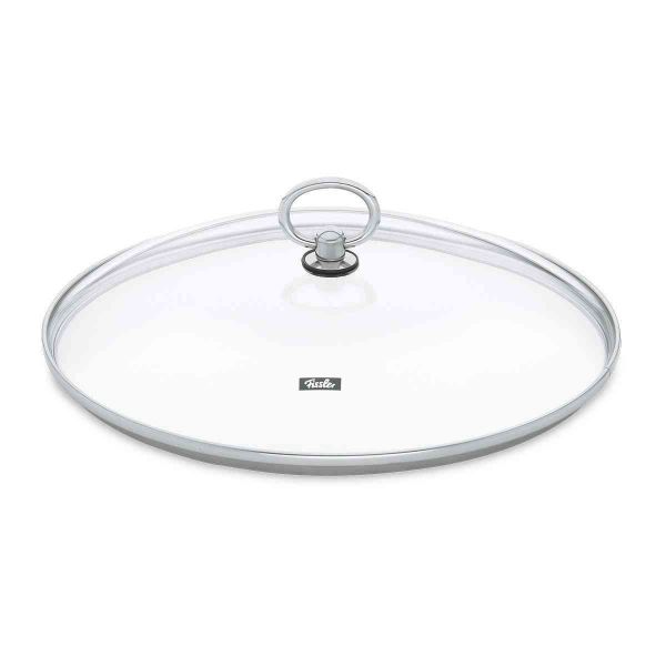 tempered glass lid 12.6in