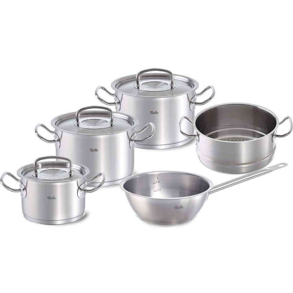 original-profi collection 5-piece set with steam insert