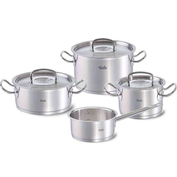 original-profi collection 4-piece set with saucepan