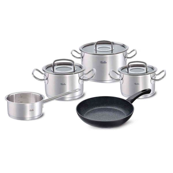 original-profi collection 5-piece set with non-stick Frying pan