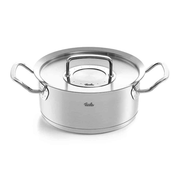 pure-profi collection Dutch Oven with Lid, 2.8 Quart