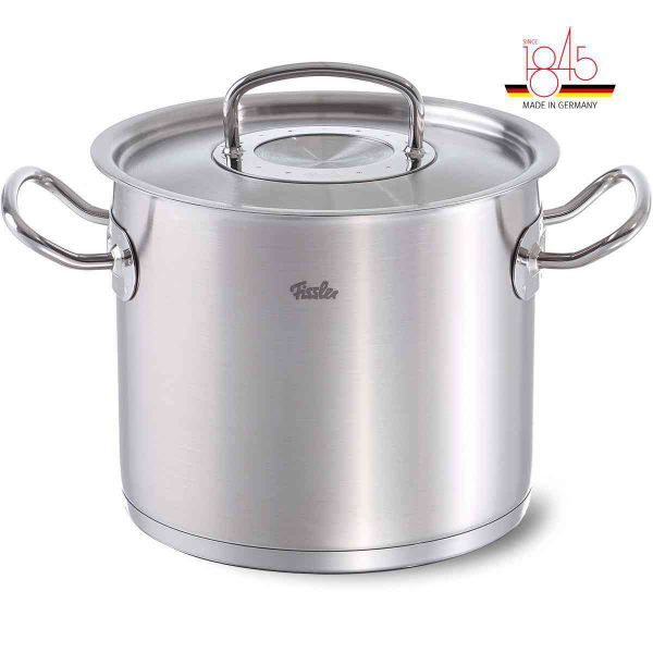 original-profi collection® Stock Pot with Lid, 5.5 Quart