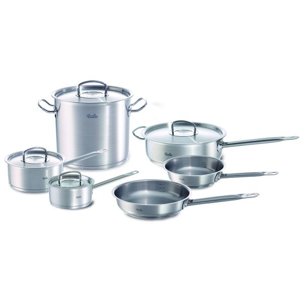 original-profi collection 10-Piece Set including Saute Pan