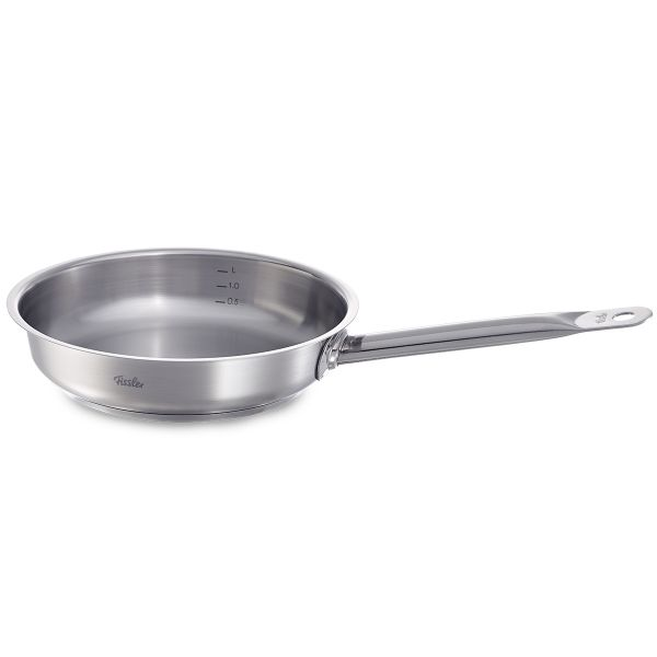 original-profi collection Stainless Steel Fry Pan 9.4in